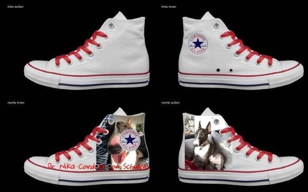 Schuh (Design: 7393 )Converse High