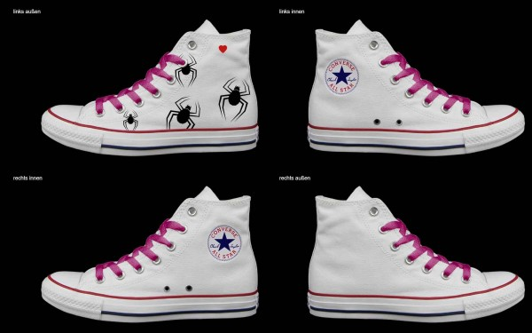 Schuh (Design: 7429 )Converse High